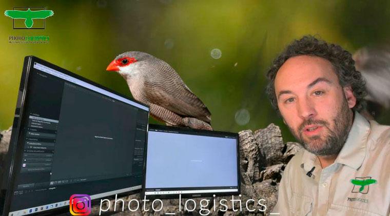Roger Sanmartí photo logistics tutorial